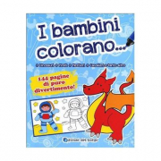I bambini colorano...