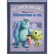 """Libro """"I Capolavori Disney - Monsters & Co."""""""