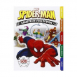 Spider-Man Gamefiles collection con adesivi