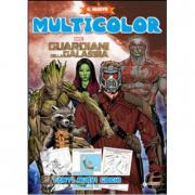 I guardiani della galassia album Multicolor special
