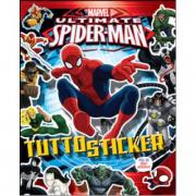 Ultimate Spider-Man Tutto sticker