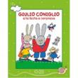 Giulio coniglio e la festa a sorpresa - Libro + CD