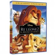 Il Re Leone 2 - Il Regno di Simba Dvd