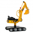 Ruspa scavatrice Digger Cat Rolly Toys