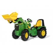 651047 RollyX-Trac Premium John Deere Rolly Toys con ruspa