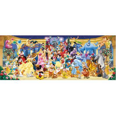Panorama - Personaggi Disney 1000 pezzi