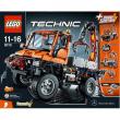8110 Lego Technic Unimog U400 11-16 anni