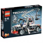 8071 Lego Technic Autocarro con piattaforma elevatrice 9-16 anni