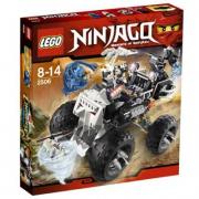 2506 Lego Ninjago Il fuoristrada teschio 8-14 anni