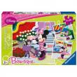 """Puzzle """"Minnie Mouse"""" 3x49 pezzi"""
