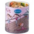 Aladine - Kit Timbri Le Ballerine