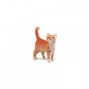 Gatto arancio cm. 6.5