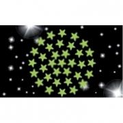 Stelline fosforescenti brillano al buio