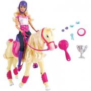 Barbie in gara con Tawny