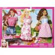 Barbie - Vestiti Tanti Look Pic Nic
