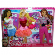 Barbie - Vestiti Tanti Look Nel Negozio di Animali