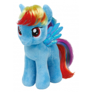 Rainbow Dash peluche My Little Pony cm. 24