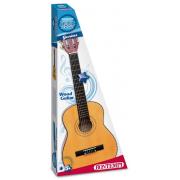 Chitarra in legno grande bontempi