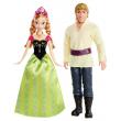 Frozen Anna e Kristoff BDK35