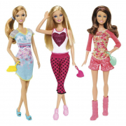 Barbie and Friends pigiama Party BHV06