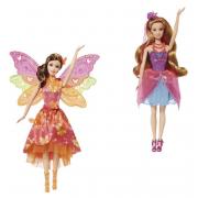 Barbie amiche trasformazioni magiche BLP24