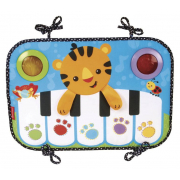Gioco lettino baby piano soffice