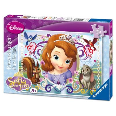 Sofia la Principessa Puzzle 35 pezzi