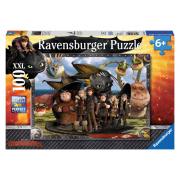 Puzzle Dragons 100XXL pezzi