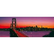 San Francisco al tramonto 1000 pezzi