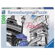 Parigi puzzle 1500 pezzi