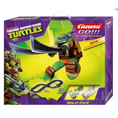 Pista Ninja Turtles Race - Mac Due