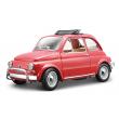 Fiat 500 L Bburago 1:24