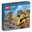 60074 Lego City - Bulldozer 6-12 anni