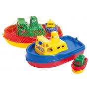 Barca con suono