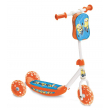 Monopattino Minion 3 ruote con borsetta