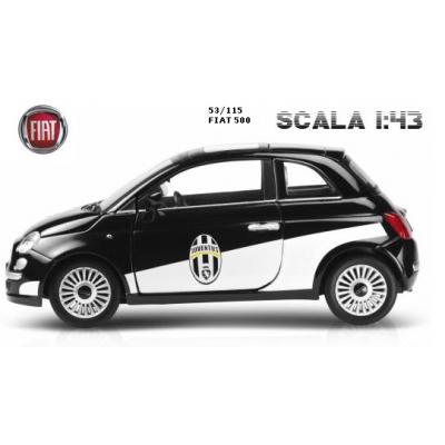 Fiat 500 Juventus 1 43 Giochi Giocattoli