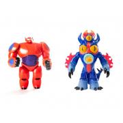 Big Hero 6 personaggio con braccio mobile ass.