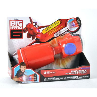 Big Hero 6 Pugno Volante