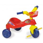 Triciclo Flash Rosso 1377-R biemme