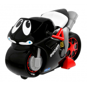 Turbo Touch Ducati nera Chicco