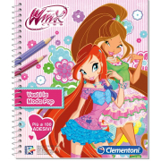 Winx Scketchbooks - Vesti La Moda Pop