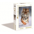 Tigre puzzle 1000 pezzi High Quality Collection