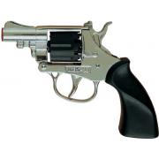 Pistola Giocattolo Agent 38 Metal 8 Colpi