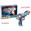 Pistola gioco eagle gun suoni e luci