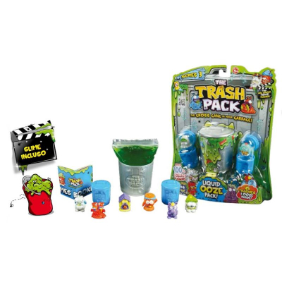 Trash pack blister ass. con slime
