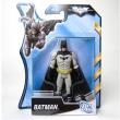 Batman - Personaggio Batman grigio cm. 10