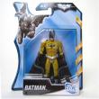 Batman - Personaggio Batman oro cm. 10