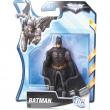 Batman - Personaggio Batman nero cm. 10