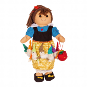 Bambola Biancaneve My doll 42cm