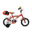 Bicicletta Geko rossa bimbo 690 MTB12
